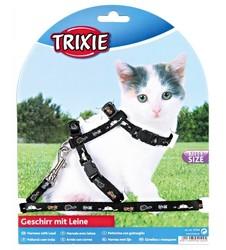 Trixie Yavru Kedi Göğüs Tasması Seti, 21-34cm/8mm - Thumbnail