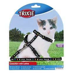 Trixie Yavru Kedi Göğüs Tasması Set, 21-33 cm/8 mm - Thumbnail