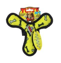 Tuffy - Tuffy Boomerang Yumuşak Sesli Köpek Oyuncağı (XS)