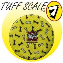 Tuffy - Tuffy Kemik Desenli Frizbi Köpek Oyuncağı 24 Cm