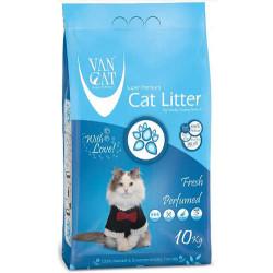 VanCat - Vancat Fresh Kokulu İnce Taneli Topaklanan Kedi Kumu 10 KG