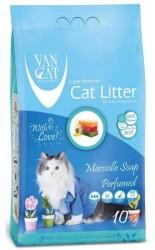 VanCat - VanCat Marsilya Sabun Kokulu Topaklanan Kedi Kumu 10 KG