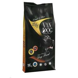 VanDog - VanDog Kuzulu Köpek Maması 15 KG
