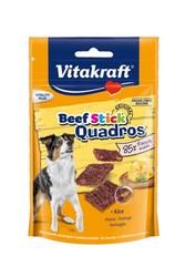 Vitakraft - Vitakraf Beef Quadros Peynirli Köpek Ödülü 70 GR