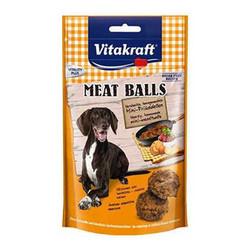 Vitakraft - Vitakraft Yumuşak Dokulu Köfte Köpek Ödül 80 GR