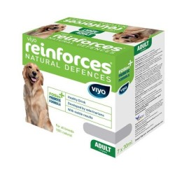 Viyo - Viyo Reinforces Adult Dog Köpek Ek Besin Tavsiyesi 7*30 ML