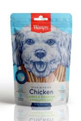 Pelagos - Wanpy Tavuk ve Balıklı Köpek Ödül Maması 100 GR