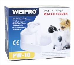 Weipro - Weipro Otomatik Kedi ve Köpek Suluğu