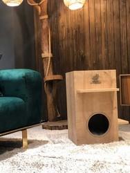 Woofy Catsy 15-A Kedi Evi - Thumbnail