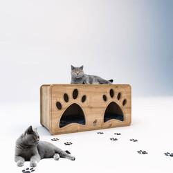 Woofy Catsy 18-A Kedi Evi - Thumbnail
