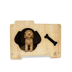 Woofy Woof 1-A Köpek Evi - Thumbnail