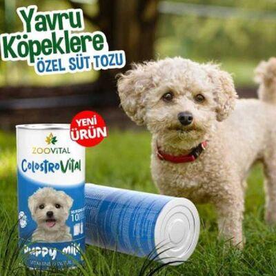 Zoovital Colostrovital Yavru Köpek Süt Tozu 200 GR