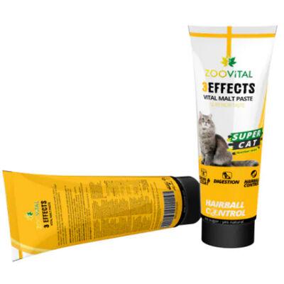 Zoovital Hairball Control Sağlıklı Tüyler için Malt Kedi Macunu 100gr