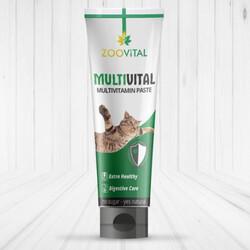 Zoovital Multivital Cat 13 Kedi Vitamin Malt 100 gr - Thumbnail